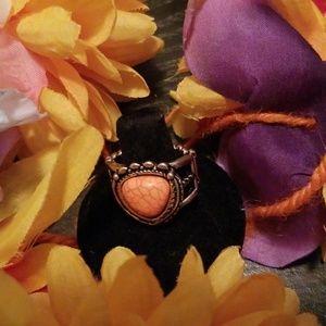Paparazzi orange ring